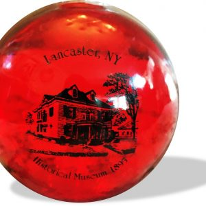 Lancaster Glass Ornament 3