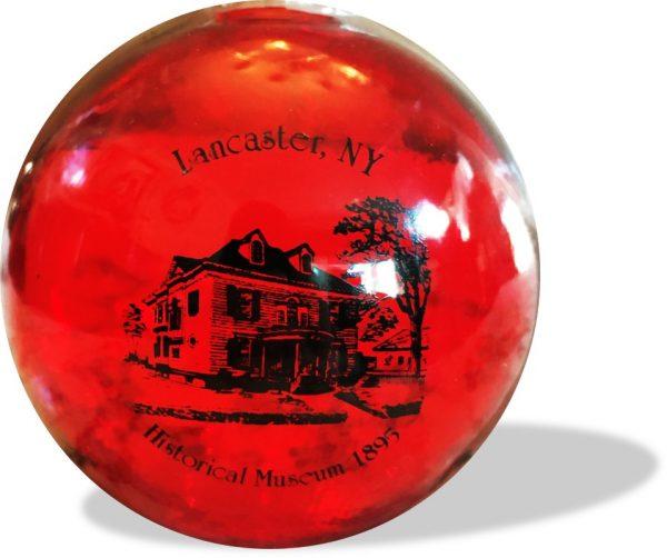 Lancaster Glass Ornament 3
